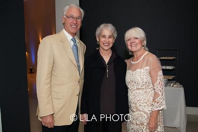 Alan Davis, Sylvia Mangold, Mary Lou Dauray