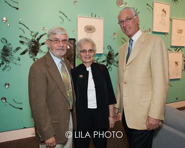 Robert & Joan Davis, Alan Davis