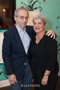 Melvin Serisky, Dr. Eilene Gerber