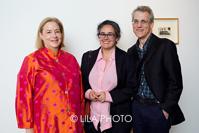 Hope Alswang, Tacita Dean, Richard Torchia