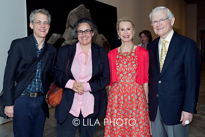 Richard Torchia, Tacita Dean, Jane & Leonard Korman