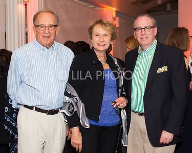 Steve & Maddy Anbinder, Bob Braddick
