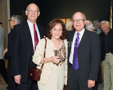 Irvin Lippman, Lucille Rubin, Bill Harkins