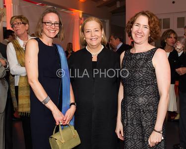 Kirsten Jensen, Hope Alswang, Ellen Roberts