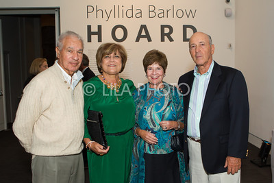 Stephen & Harriet Pollack, Jane & Jerry Krasker