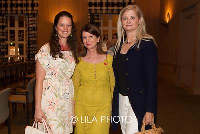 Nicole Kirchhoff, Carol Kirchhoff, Janine Mayville