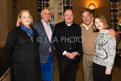 Hope Alswang, Bruce Beal, Canon James Woodward, Fred & Jean Sharf © Lauren Lieberman / LILA PHOTO
