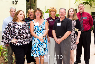 Dale Pickford, Jessica Clasby, Maureen Gross, Denise Smith, Debi Leed, Eric Gordon, Kimberly Leland, Scott Brown