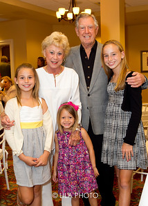 Barbara & John Doran with granddaughters