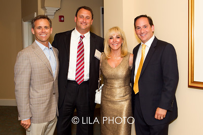 Paul Walczak, John Couris, Elizabeth Fago, Dr. Lee Fox