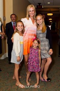 Patti Walczak and daughters