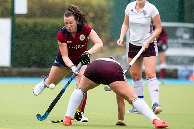 31st Oct 2020, Olton L1s vs Ben Rhydding L1s, EHL Ladies's Division One North