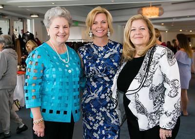 Denise Pendergrass, Katherine Ward, Linda Trischitta