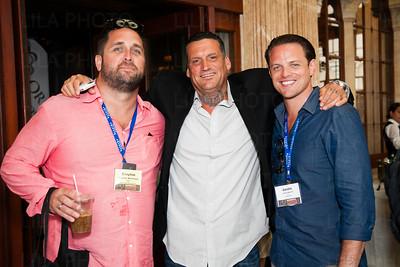 Clayton Ketchum, Berkeley Dalins, Justin Hewitt
