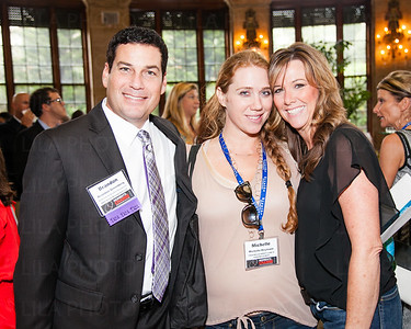 Brandon Greenberg, Michelle Heymann, BJ Hickman