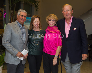 Peter & Nancy Brown, Pam & Brian McGyver