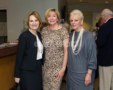 Suzanne Holmes, Trish Lowry, Bonnie Lazar