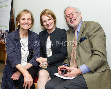 Peggy Greenfield, Suzanne Holmes, Richard Greenfield