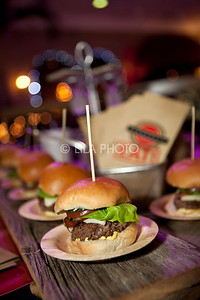 Burger Bar by Chef Allen; Michael Pisarri / LILA PHOTO