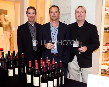 Philip Stretch, Rico Rinchiuso, Fate Passmore with Premier Beverage