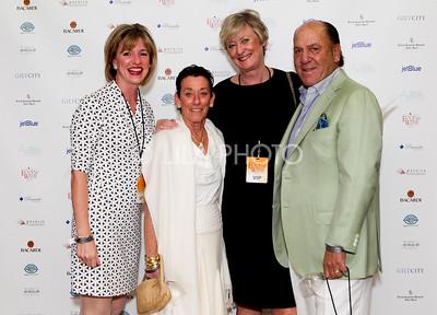 JBF Julie Marshall, Henni Kessler, JBF Yvon Ros, John Kessler (John Kessler is a trustee for James Beard Foundation); Lauren Lieberman / LILA PHOTO