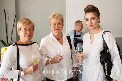 Lindsay Leventhal, Mary Beth Angelo, Rosemary Alito