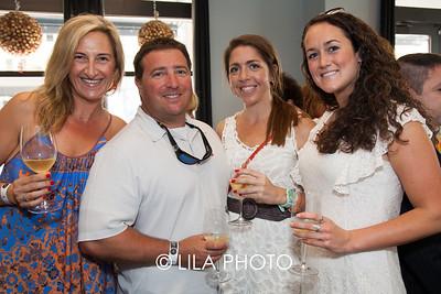 Kathy & Justin Dubowitz, Halle Frey, Jenny DePugh