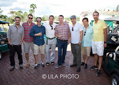 Palm Beach Food and Wine Fest 2012:  Celebrity Golf Cup and Food Truck: Impossible