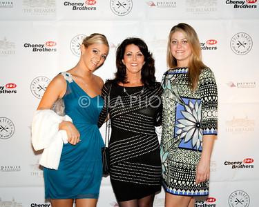 Lisa Dugan, Cheryl Leach, Kim Dugan
