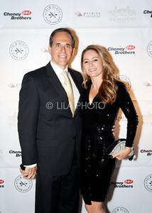 John & Virginia Ledakis