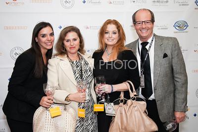 Nathalia Velez, Moneca Kaufman, Tracy Carvalho, Bruce Schacter