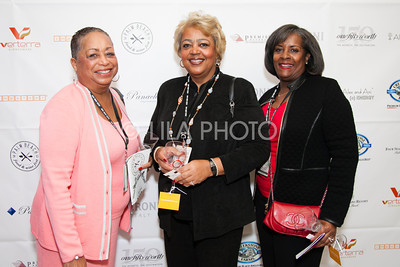 Eileen Baccus, Veda Ammi, Pam O'Neal