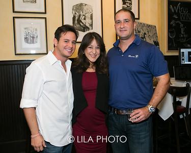 David Sabin, Carly Smith, Darryl Moiles