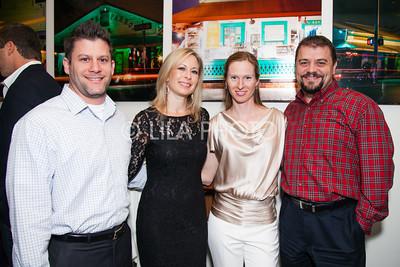 Jimmy & Gretchen Cristantiello, Jill & Raul Rodila