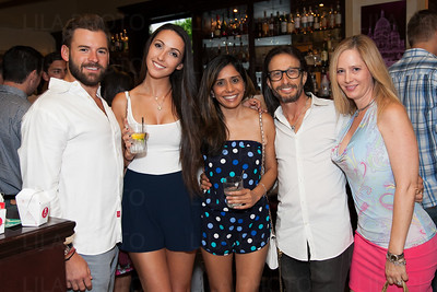 Jonathan Duerr, Sara Catanzano, Avani Patel, David & Michelle K.