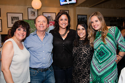 Jill & Irvine Mason, Elizabeth Bornia, Dana Ayala, Sierra McGill