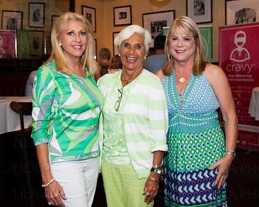 Maureen Conte, Carla Robinson, Susan Dyer