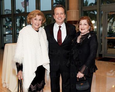Gladys Benenson, David Espinosa, Audrey Larman
