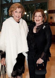 Gladys Benenson, Audrey Larman