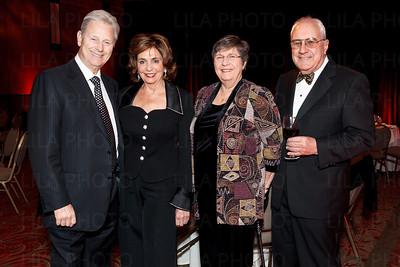 Bill & Patty Snoddy, Carol Ann & Jim Walker