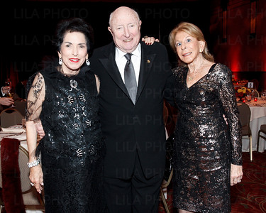 Annette Friedland, Paul & Sandra Goldner