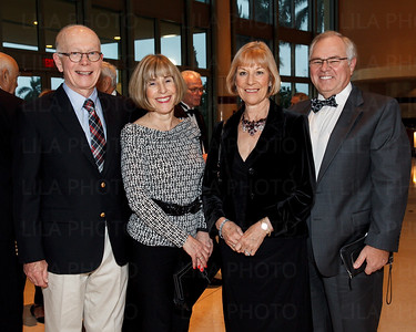 Ken & Bonnie Lendrum, Olive & Michael Schaeffer