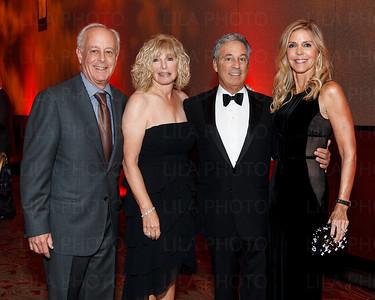 Robert & Maxine Gillen, Charles & Merrill Gottesman