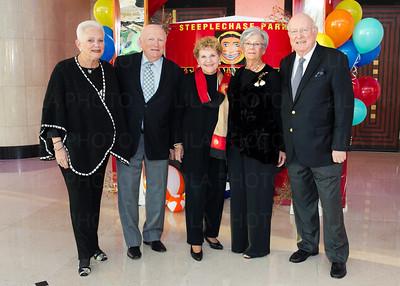 Pam & Charles Meyers, Dorothy Wizer, Macia Meyers, Leonard meyers