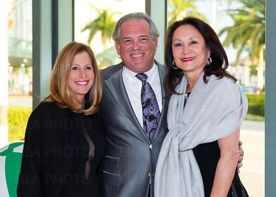 Cidney Golman, Harold & Cynthia Guttman