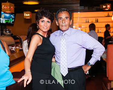 Antonella Mancino, George Castillo