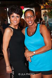 Antonella Mancino, Yvonne Manokian
