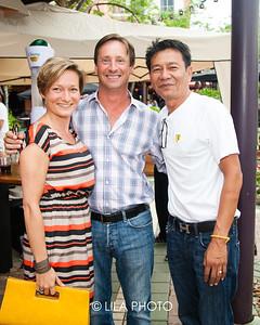 Nicole & David Marulli, Ting