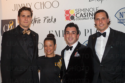 Kent Anderson, Jenny Alcebo, Chris Dischino, Loy Anderson
