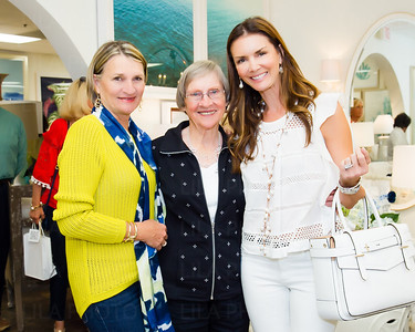 Janis Bishop, Toini Norman, Kirsten Norman